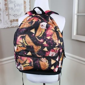 Handbags - Taco Cat Backpack!!